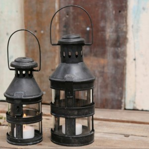 Lampion industrialny Factory A Chic Antique