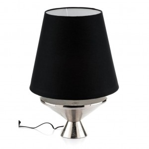 Lampa stołowa glamour Durian  57cm Aluro